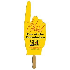 Big Finger Hand Fan