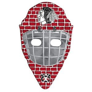 Hockey Mask Hand Fan Without Stick