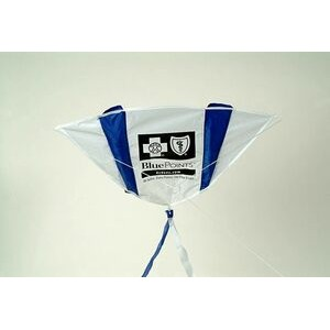 "Small Parafoil Rectangle Kite (18""x12"")"